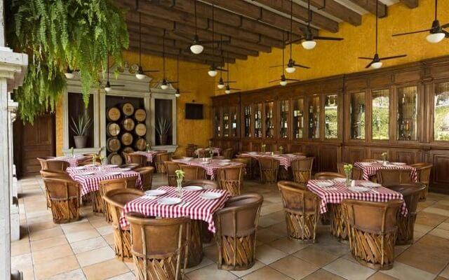 Hotel Villa Tequila, gastronomía de calidad