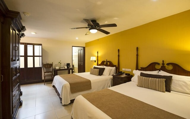 Hotel Villa Tequila, habitaciones con todas las amenidades