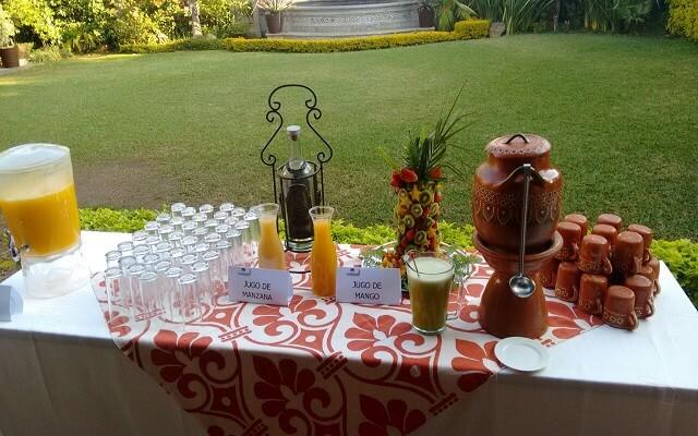 Hotel Villa Tequila, amenidades