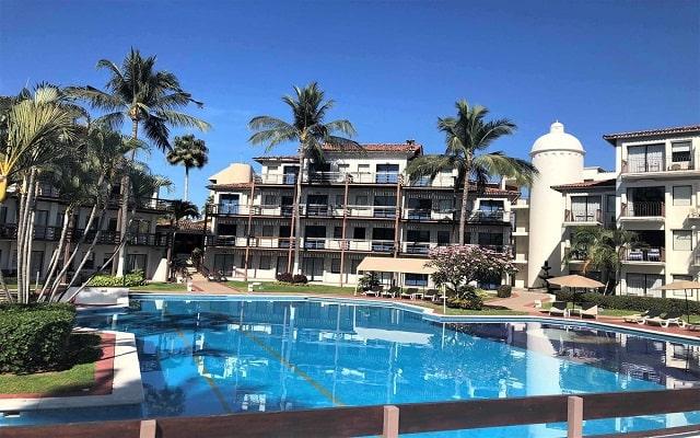Hotel Villa Vera Puerto Vallarta, diseño estilo mediterráneo