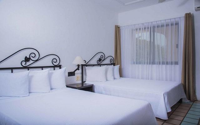 Hotel Villa Vera Puerto Vallarta, luminosas habitaciones