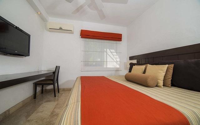 Hotel Villa Vera Puerto Vallarta, acogedoras habitaciones