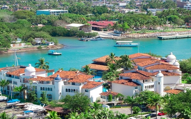 Hotel Villa Vera Puerto Vallarta, vistas increíbles