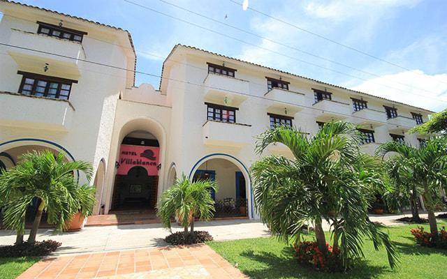 Hotel Villablanca Huatulco en Bahía Chahué