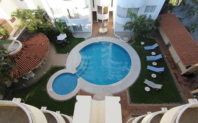 Hotel Villamar Princesa Suites en Zona Diamante