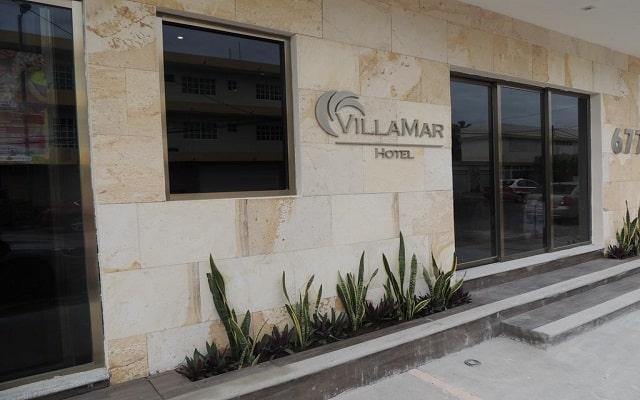 Hotel Villamar en Veracruz Puerto