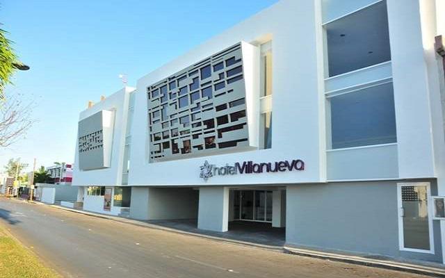 Hotel Villanueva en Chetumal Ciudad
