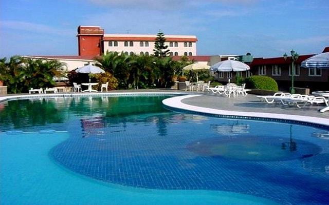Hotel Villas Dalí en Boca del Río