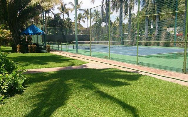 Canchas de tenis exclusivas