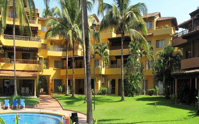 Villas del Sol in Los Tules en Vallarta Centro
