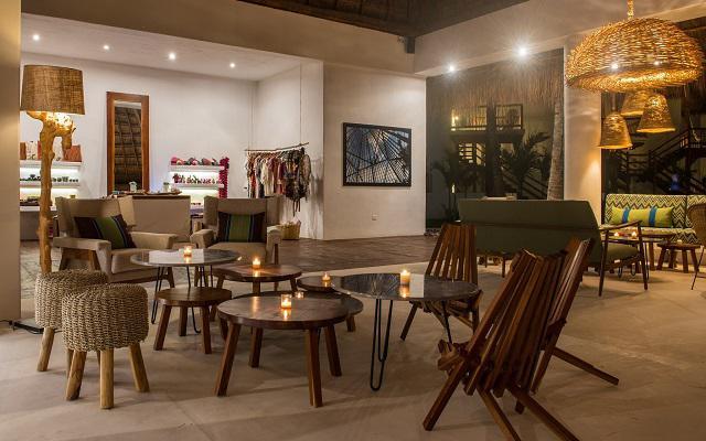 Hotel Villas HM Palapas del Mar tiene una boutique dentro de sus instalaciones