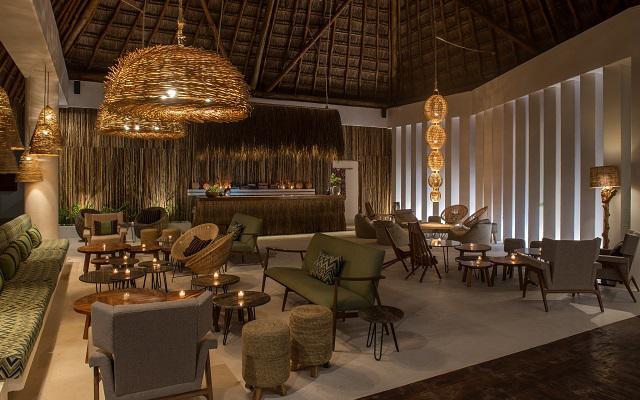 Hotel Villas HM Palapas del Mar, ambientes fascinantes