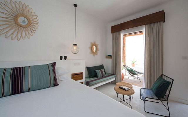 Hotel Villas HM Palapas del Mar, las habitaciones te proveen de lo necesario para tu descanso