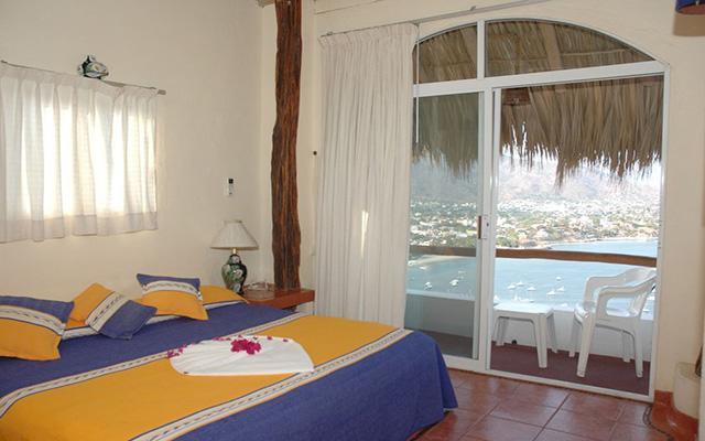 Hotel Villas El Morro, habitaciones cómodas y acogedoras