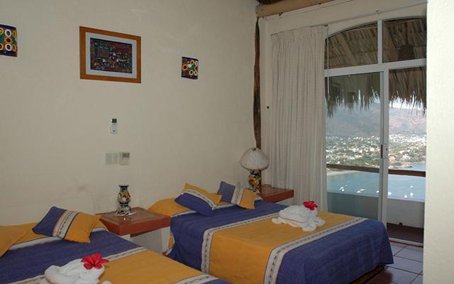 Hotel Villas El Morro, ambientes fascinantes