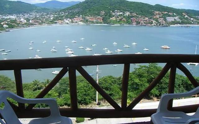 Hotel Villas El Morro, impresionante vista a la Bahía de  Zihuatanejo