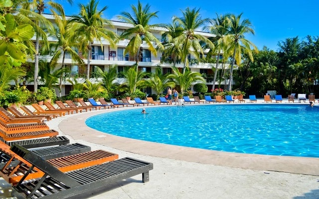 Hotel Villas Paraíso Ixtapa, amenidades en cada sitio