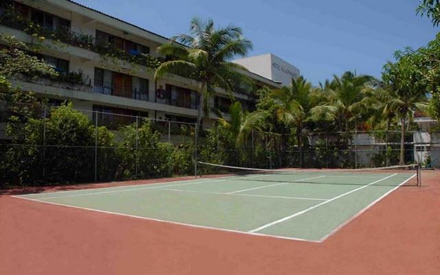 Villas Paraíso Ixtapa, diviértete jugando tenis
