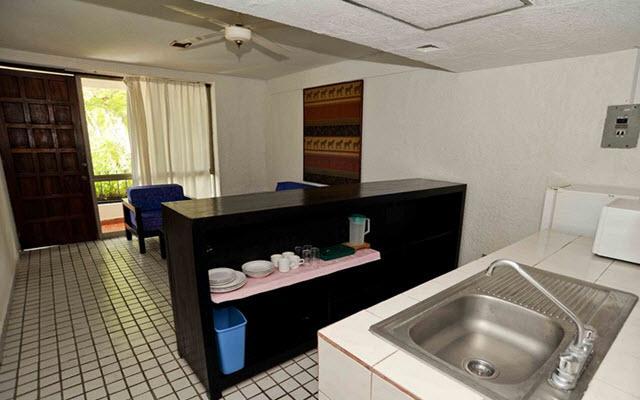Villas Paraíso Ixtapa, habitaciones bien equipadas
