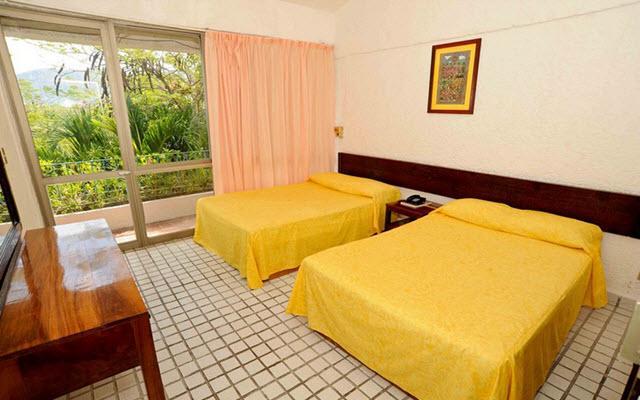 Hotel Villas Paraíso Ixtapa, amplias y luminosas habitaciones