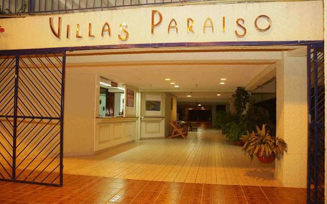 Hotel Villas Paraíso Ixtapa, ingreso