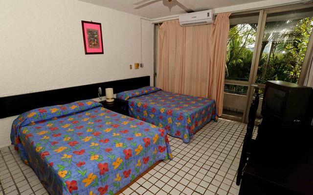Villas Paraíso Ixtapa, habitaciones cómodas y acogedoras