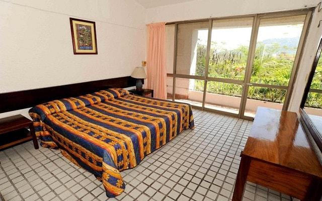 Villas Paraíso Ixtapa, habitaciones con todas las amenidades