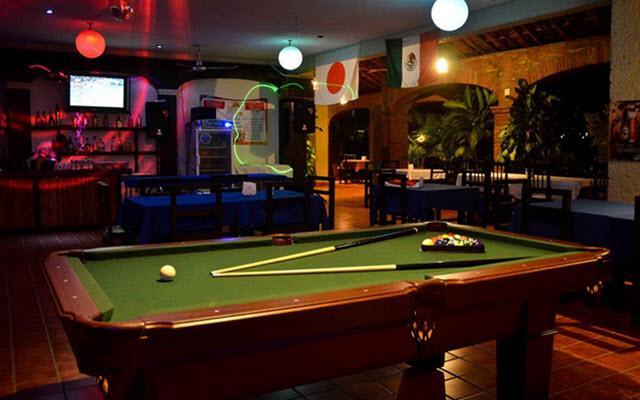 Villas Paraíso Ixtapa, sala de juegos