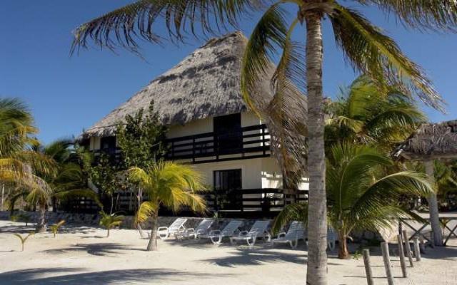 Hotel Villas Tiburón Isla Holbox en Holbox Isla