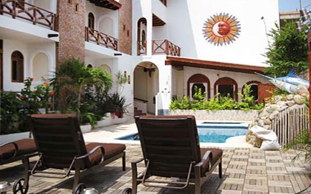 Hotel Villas Xaiba en Puerto Escondido