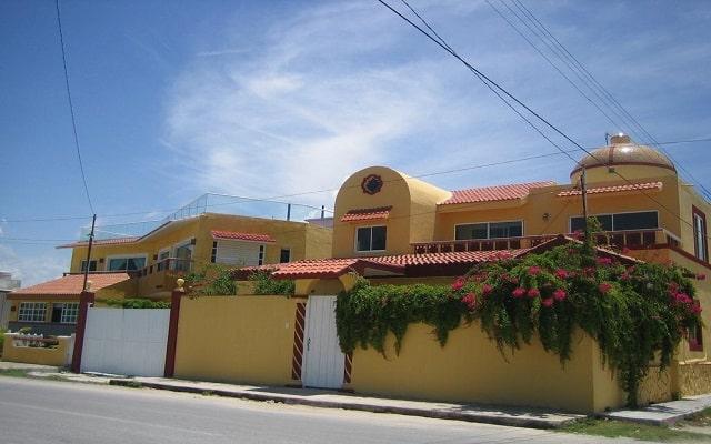 Hotel Villas Yessenia en Progreso