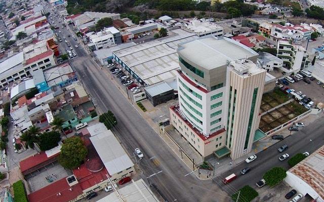 Hotel Vista Inn Premium, buena ubicación