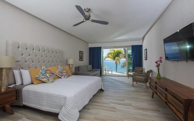 Hotel Vista Vallarta All Suites On the Beach, habitaciones con vistas al mar