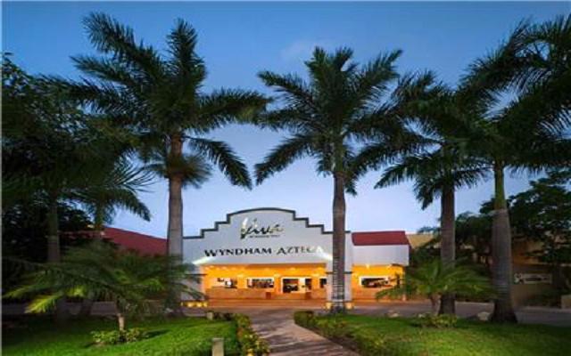 Hotel Viva Wyndham Azteca en Playacar