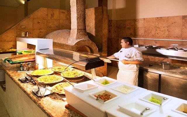 Hotel Viva Wyndham Azteca, Restaurante El Nopal