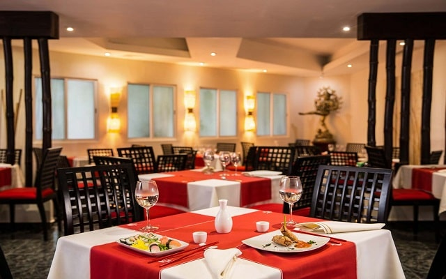 Hotel Viva Wyndham Azteca, Restaurante Bamboo