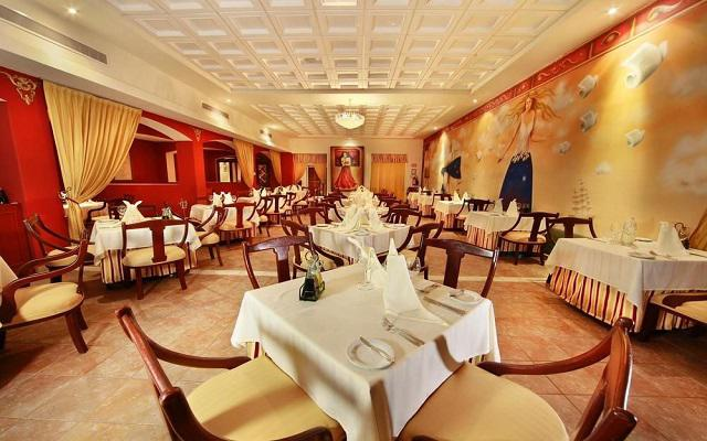 Hotel Viva Wyndham Azteca, Restaurante Il Palco