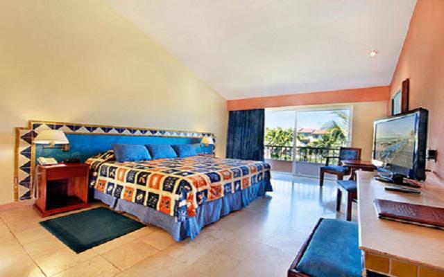 Hotel Viva Wyndham Azteca, habitaciones bien equipadas