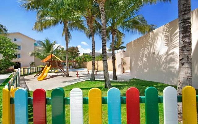 Hotel Viva Wyndham Maya, área de juegos infantiles