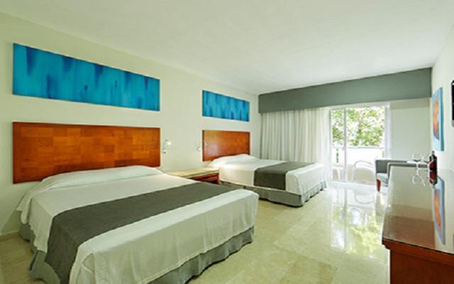 Hotel Viva Wyndham Maya, cómodas y luminosas habitaciones