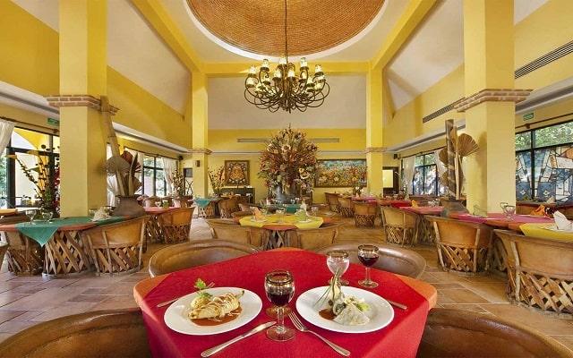 Hotel Viva Wyndham Maya, Restaurante Hacienda Don Diego