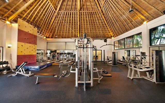 Hotel Viva Wyndham Maya, ejercítate en el gimnasio