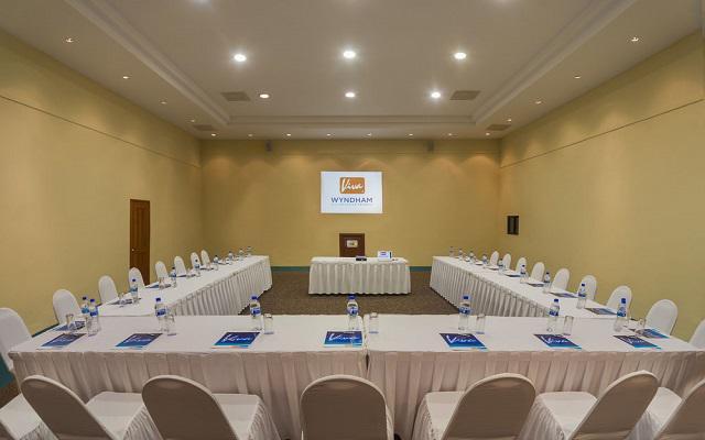 Hotel Viva Wyndham Maya, sala de reuniones