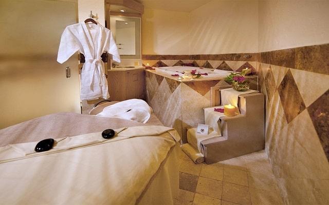 Hotel Viva Wyndham Maya, permite que te consientan en el spa