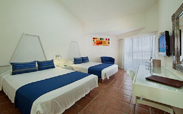 Hotel Viva Wyndham Maya, habitaciones bien equipadas