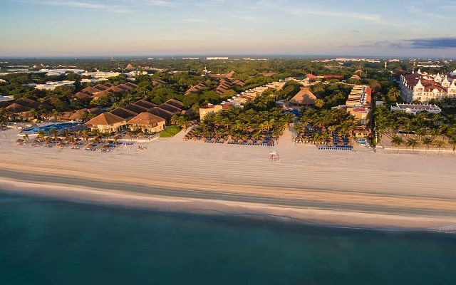 Hotel Viva Wyndham Maya, vista aérea