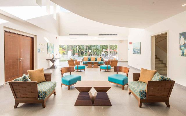 Hotel Wyndham Garden Playa del Carmen, espacios acogedores con una decoración contemporánea