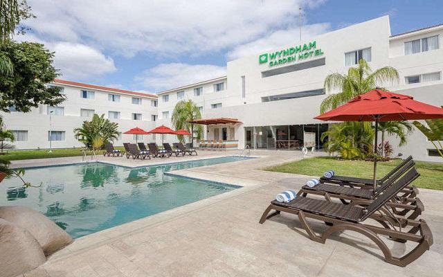 Hotel Wyndham Garden Playa del Carmen en Playa del Carmen
