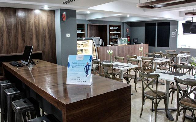 Hotel Wyndham Garden Polanco, funcionales y cómodas instalaciones
