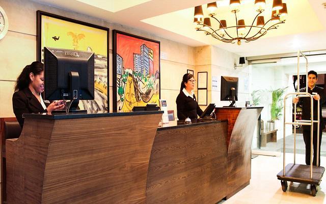 Hotel Wyndham Garden Polanco, atención y servicio de calidad